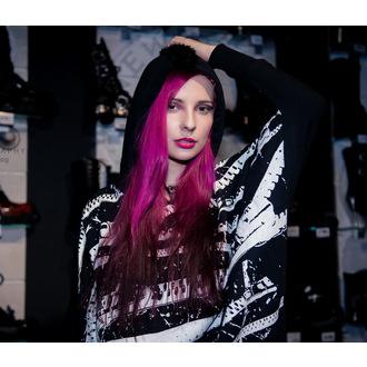 Damen Hoodie  (Poncho) ABBEY DAWN - Punk Hair, ABBEY DAWN, Avril Lavigne