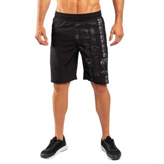 Herren Shorts VENUM - Logos Training - Schwarz / Urban Camo, VENUM