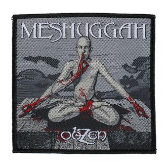 Aufnäher MESHUGGAH - OBZEN - RAZAMATAZ, RAZAMATAZ, Meshuggah