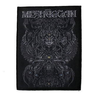 Aufnäher MESHUGGAH - MUSICAL DEVIANCE - RAZAMATAZ, RAZAMATAZ, Meshuggah