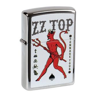 Feuerzeug ZIPPO - ZZ TOP, ZIPPO, ZZ-Top