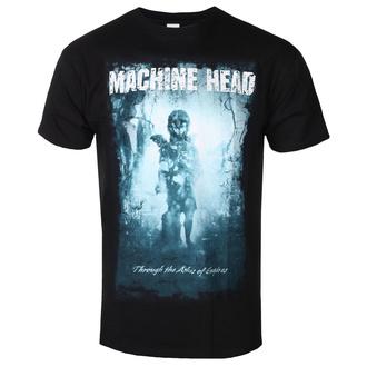 Herren T-Shirt Metal Machine Head - Durch Das Asche Von Reiche (TTAOE) - NNM, NNM, Machine Head