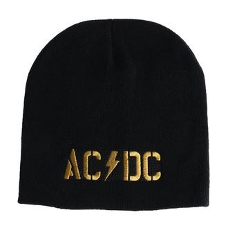Beanie Mütze AC / DC - POWER UP - Logo - RAZAMATAZ, RAZAMATAZ, AC-DC