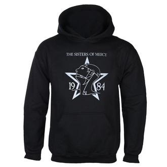 Herren Hoodie SISTERS OF MERCY - LOGO - SCHWARZ - GOT TO HAVE IT, GOT TO HAVE IT, Sisters of Mercy