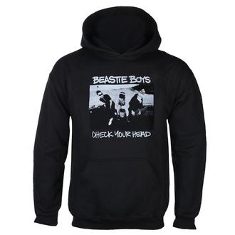 Herren Hoodie BEASTIE BOYS - CHECK YOUR HEAD - SCHWARZ - GEHEN NACH HABEN ES, GOT TO HAVE IT, Beastie Boys