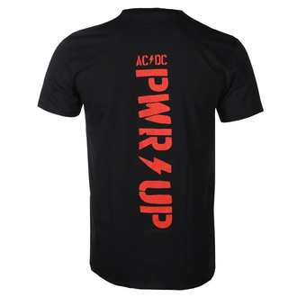 Herren T-Shirt AC / DC - POWER UP - Kabel - RAZAMATAZ, RAZAMATAZ, AC-DC