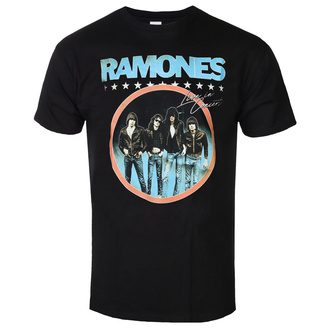 Herren T-Shirt RAMONES - VINTAGE PHOTO - SCHWARZ - GOT TO HAVE IT, GOT TO HAVE IT, Ramones