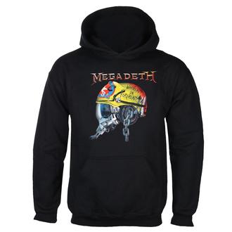 Herren Hoodie Megadeth - FULL METAL VIC - PLASTIC HEAD, PLASTIC HEAD, Megadeth