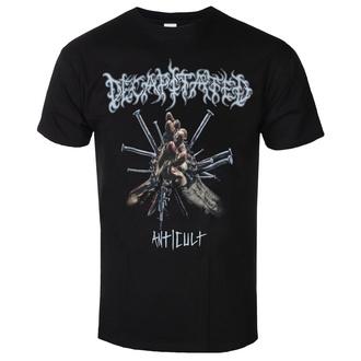 Herren T-Shirt Metal Decapitated - Anticult - RAZAMATAZ, RAZAMATAZ, Decapitated