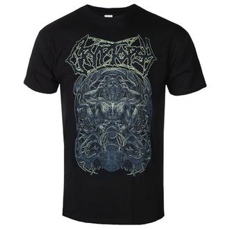 Herren T-Shirt Metal Cryptopsy - MORTICOLE - PLASTIC HEAD, PLASTIC HEAD, Cryptopsy