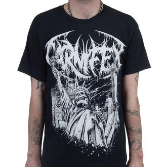 Herren T-Shirt Carnifex - Liberty - Schwarz - INDIEMERCH, INDIEMERCH, Carnifex