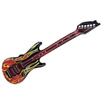 Aufblasbare Gitarre Flammen, Rockbites