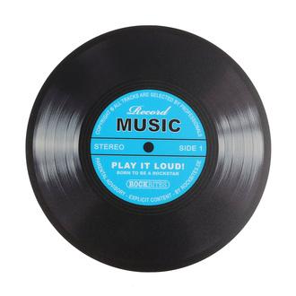 Mauspad Record Music - Blau, Rockbites
