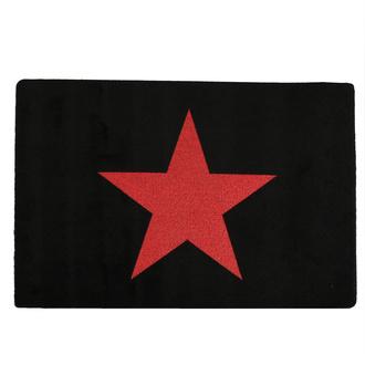 Fußabtreter Rot Star, Rockbites