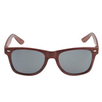 Sonnenbrille Klassisch - Holzoptik, Rockbites