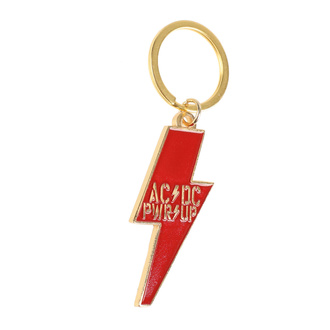 Schlüsselanhänger AC / DC - POWER UP - Bolzen - RAZAMATAZ, RAZAMATAZ, AC-DC