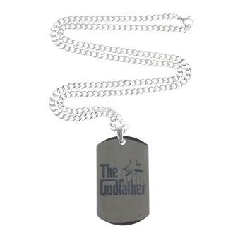 Anhänger mit Halskette (dog tag) The Godfather, NNM