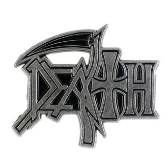Pin Death - Logo - RAZAMATAZ, RAZAMATAZ, Death