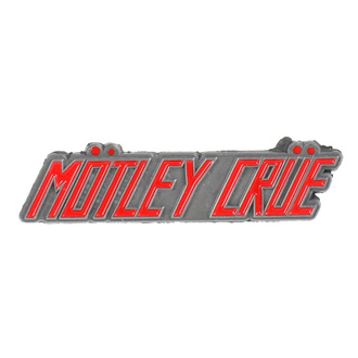 Pin Mötley Crüe - Logo - RAZAMATAZ, RAZAMATAZ, Mötley Crüe