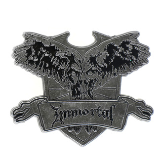 Pin Immortal - Crest - RAZAMATAZ, RAZAMATAZ, Immortal