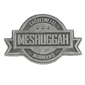 Pin Meshuggah - Crest' Metal - RAZAMATAZ, RAZAMATAZ, Meshuggah