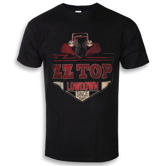 Herren T-Shirt Metal ZZ-Top - Lowdown - ROCK OFF, ROCK OFF, ZZ-Top