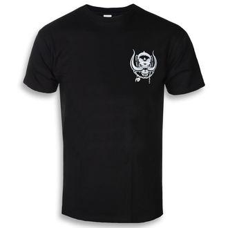 Herren T-Shirt Metal Motörhead - British Warpig & Logo - ROCK OFF, ROCK OFF, Motörhead