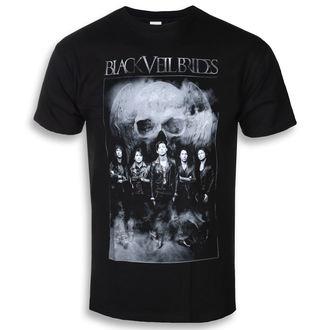 Herren T-Shirt Metal Black Veil Brides - Black Frog, ROCK OFF, Black Veil Brides