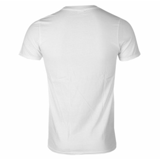 Herren T-Shirt CANNIBAL CORPSE - PILE VON SKULLS - WEISS, PLASTIC HEAD, Cannibal Corpse