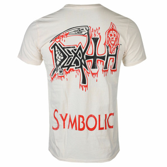 Herren T-Shirt DEATH - SYMBOLIC - OFF WHITE - PLASTIC HEAD, PLASTIC HEAD, Death