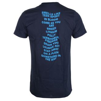 Herren T-Shirt Nirvana - Nevermind - ROCK OFF, ROCK OFF, Nirvana