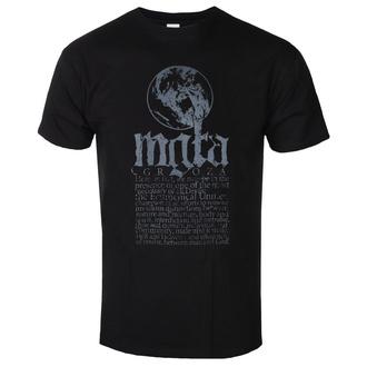 Herren T-Shirt Metal Mgła - Groza - MASSACRE RECORDS, MASSACRE RECORDS, Mgła