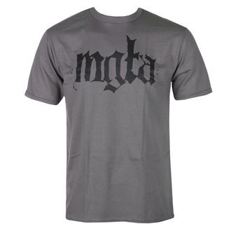 Herren T-Shirt Metal Mgła - No Solace Grey - MASSACRE RECORDS - h2301a