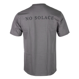 Herren T-Shirt Metal Mgła - No Solace Grey - MASSACRE RECORDS, MASSACRE RECORDS, Mgła