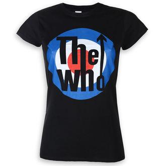 Damen T-Shirt Metal Who - Target Classic - ROCK OFF, ROCK OFF, Who