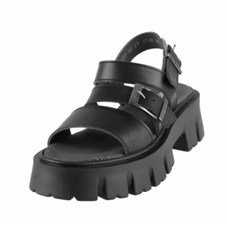 Damen Schuhe (Sandalen) ALTERCORE - Susie Vegan - Schwarz, ALTERCORE