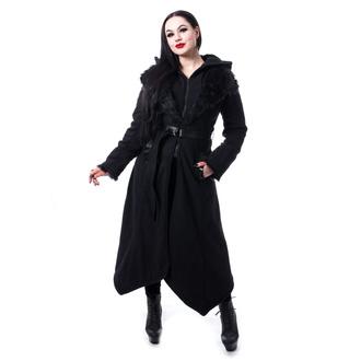 Damen Mantel POIZEN INDUSTRIES - AMBELIN - SCHWARZ, POIZEN INDUSTRIES