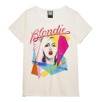 Damen T-Shirt Metal Blondie - Ahoy 80s - AMPLIFIED, AMPLIFIED, Blondie