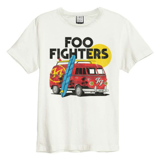 Herren T-Shirt Metal Foo Fighters - CAMPER VAN - AMPLIFIED, AMPLIFIED, Foo Fighters