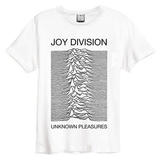Herren T-Shirt Metal Joy Division - Unknown Pleasures - AMPLIFIED, AMPLIFIED, Joy Division