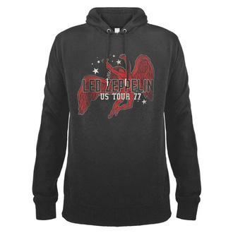 Herren Hoodie Led Zeppelin - Icarus 77 Tour - AMPLIFIED, AMPLIFIED, Led Zeppelin