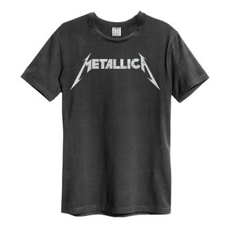 Herren T-Shirt Metal Metallica - LOGO - AMPLIFIED, AMPLIFIED, Metallica