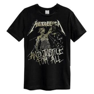 Herren T-Shirt Metal Metallica - And Justice For All - AMPLIFIED, AMPLIFIED, Metallica