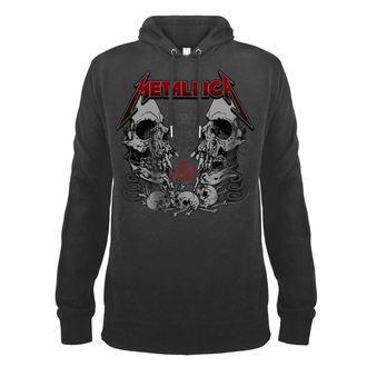 Herren Hoodie Metallica - AMPLIFIED - AMPLIFIED, AMPLIFIED, Metallica