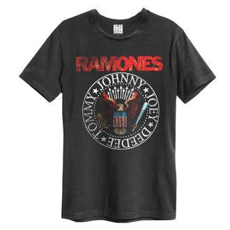 Herren T-Shirt Metal Ramones - Vintage Sael - AMPLIFIED, AMPLIFIED, Ramones