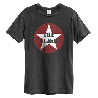 Herren T-Shirt Metal Clash - Star Logo - AMPLIFIED, AMPLIFIED, Clash