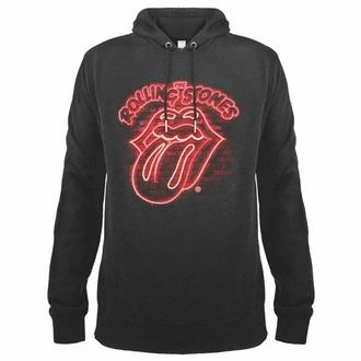 Männer Sweatshirt THE ROLLING STONES - NEON SIGN, AMPLIFIED, Rolling Stones