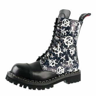 Schuhe Boots STEADY´S - 10-Loch - Anarchy, STEADY´S