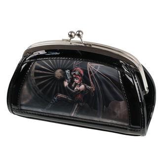 Handtasche (Tasche) ANNE STOKES - Assassin - Schwarz, ANNE STOKES