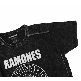 Herren T-Shirt Ramones - Presidential Morel Snow Wash, ROCK OFF, Ramones